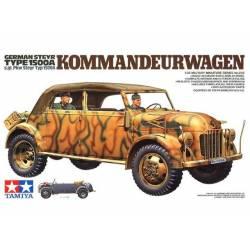 German Steyr Type 1500A Kommandeurwagen s.gl. Pkw Steyr Typ 1500A