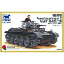 Panzerkampfwagen II Ausf D 1(Sd Kfz 121)