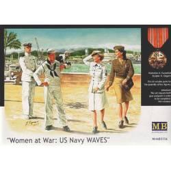 """Women at War"" US Navy WAVES"