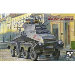 Sd.Kfz.232 8-Rad (EARLY TYPE )