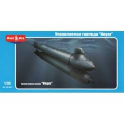 German human torpedo Neger