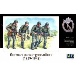 German panzergrenadiers 1939-1942