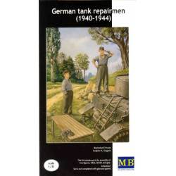 German tank repairmen (1941-1945)