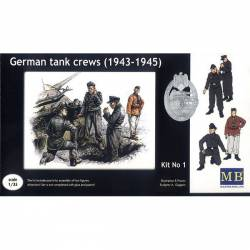German Tank Crew Set 1 (1943-1945)