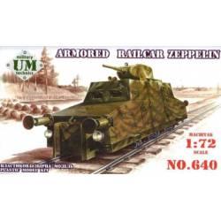 Armored railcar Zeppelin