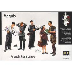 Maquis French Resistance