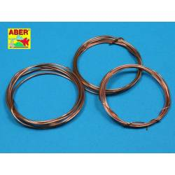 Wires set (diameter 0,8- 1 - 1,2) 1 m chacun