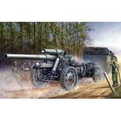 German sFH 18 15cm Field Howitzer