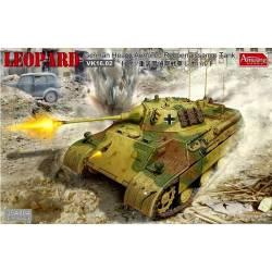 LEOPARD German Heav Armored Reconnaissance Tank