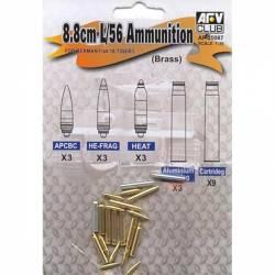 8.8cm L/56 Ammo Set