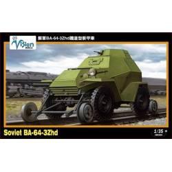 Soviet BA-63-3Zhd
