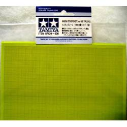 MASKING SHEET 23cm x 17cm with 1mm grid pack of 5