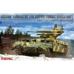 "RUSSIAN ""TERMINATOR"" FSCV BMPT w/KMT-8 MCS & EMT"