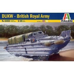 DUKW BRITISH ROYAL ARMY