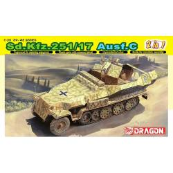 Sd.Kfz. 251/17 Ausf.C (2 in 1)