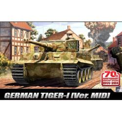 German Tiger I Mid Version, Invasion of Normandy 70th Anniversary