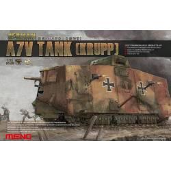 German A7V Tank(Krupp)