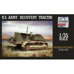 US Army Recovery Tractor