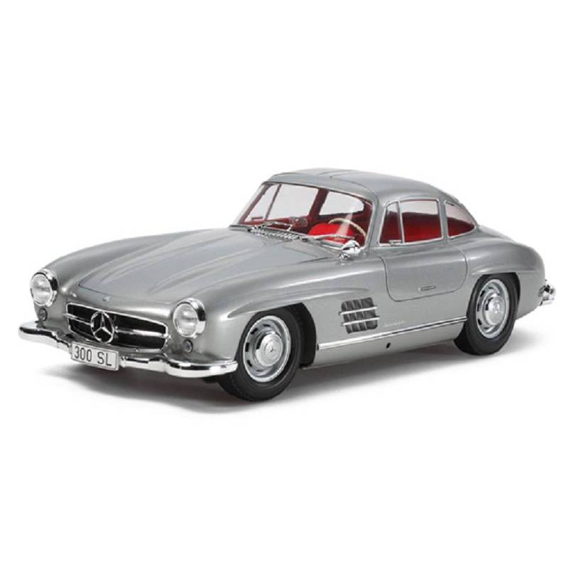 Mercedes Benz 300 Sl Tamiya 24338 1 24 Me Maquette Char Promo
