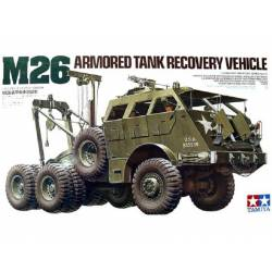 M26 Armored Tank Recovery Vehicle