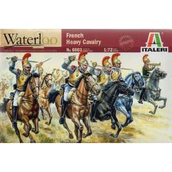 WATERLOO (200years) French Heavy Cavalry