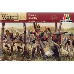 WATERLOO (200years) French Infantry