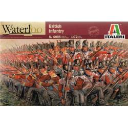 WATERLOO (200years) British Infantry