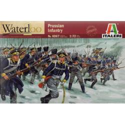 WATERLOO (200years) Prussian Infantry