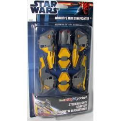 Anakin's Jedi Starfighter easykit pocket Star Wars