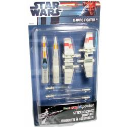 X-Wing Fighter (Easykit snap-together) Star Wars