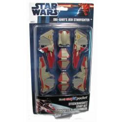 Obi-Wan's Jedi Starfighter easyKit pocket Star Wars
