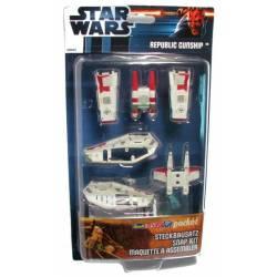 Republic Gunship easyKit pocket Star Wars