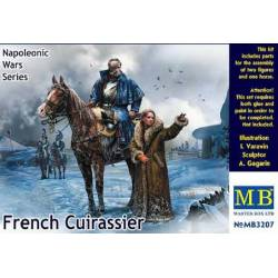 French Cuirassier Napoleonic Wars Series