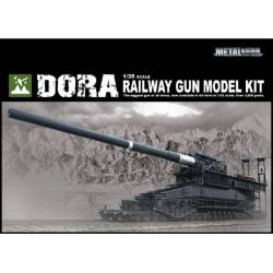 WWII GERMAN DORA SUPER HEAVY RAILWAY GUN