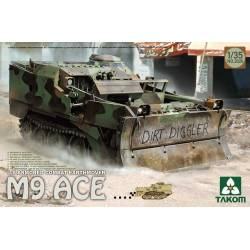U.S Armored Combat Earthmover M9 ACE