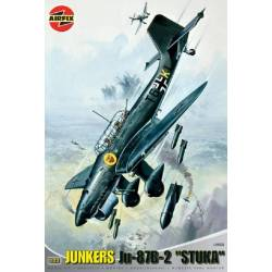 JUNKERS Ju 87-B-2 STUKA