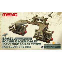 Israel Nochri Degem Dalet Heavy Mine Roller System