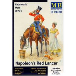 Napoleon's Red Lancer- Napoleonic Wars Series