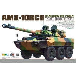 AMX-10RCR FRENCH ARMY TANK DESTROYER
