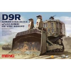 D9R Armored Bulldozer w/Slat Armor
