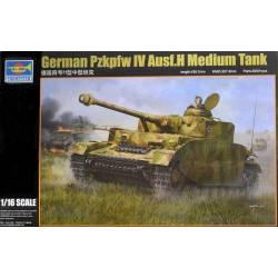 German Pzkpfw IV Ausf.H Medium Tank