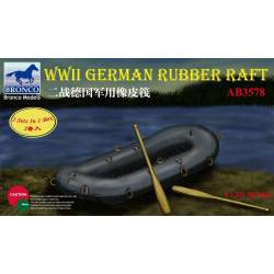 WWII German Rubber Raft