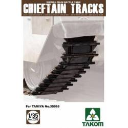 Chieftain Tracks