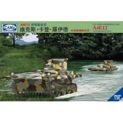 VCL Light Amphibious Tank A4E12 Late Version