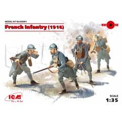 French Infantry (1916)
