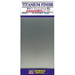 Titanium Finish
