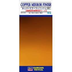 Copper Mirror Finish
