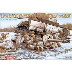 8.8CM RAKETENWERFER 43 'PUPPCHEN' w/CREW