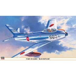 F-86F-40 Sabre 'Blue Impulse'