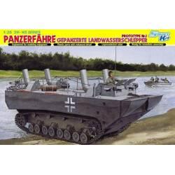 Panzerfähre Gepanzerte Landwasserschlepper (Prototype Nr.1)